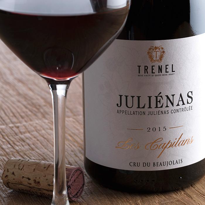 Cru du beaujolais Juliénas