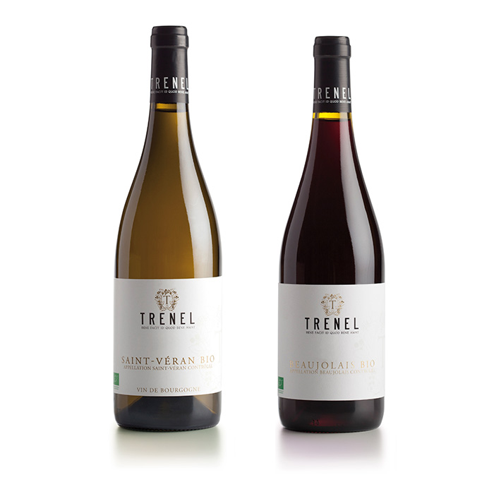 Vins de bourgogne Saint véran et Beaujolais bio